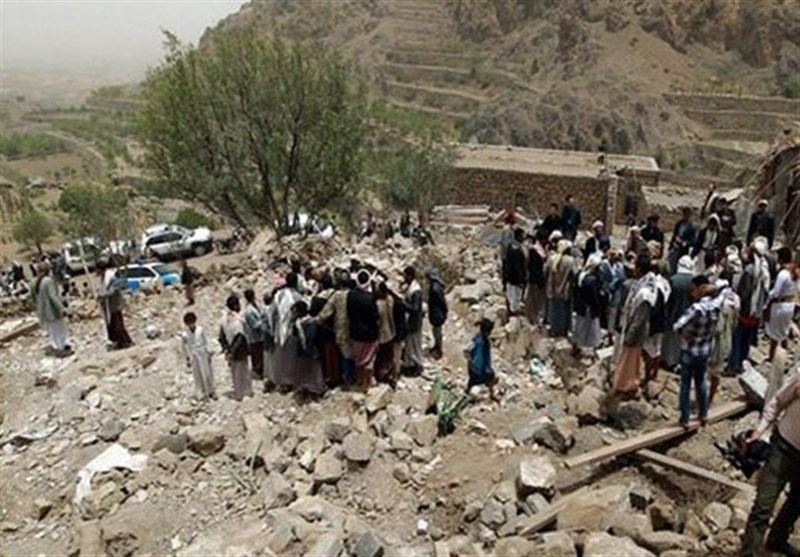 Saudi Warplanes Continue Bombing Yemen