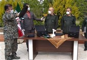 IRGC Unveils Coronavirus Remote Detector