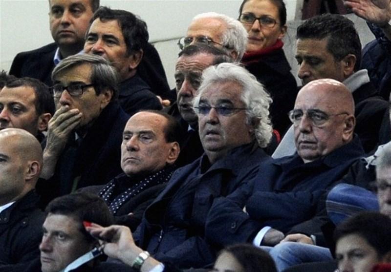 تیم فوتبال میلان , لیگ قهرمانان اروپا , فوتبال ایتالیا ,