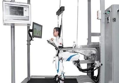 ایران موفق به ساخت ربات توانبخشی گامبرداری شد