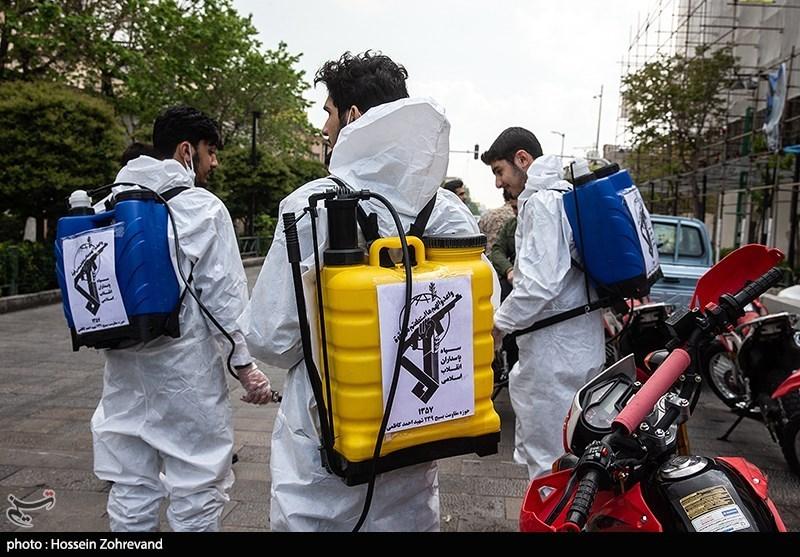آمادگی مراکز درمانی سپاه برای پذیرش بیماران کرونایی/راهاندازی نقاهتگاه بیماران کرونایی