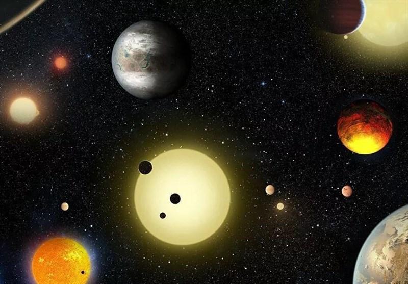 کشف 24 سیاره مناسب برای حیات انسان