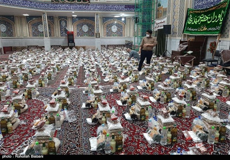نخستین مرحله از کمکهای مومنانه در استان اردبیل نیمه ماه رمضان توزیع میشود