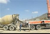 """قرارگاه خاتم الانبیاء عملیات بازگشایی راه کوهستانی روستای """"کرپان"""" را آغاز کرد + فیلم"""