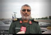 فرمانده منطقه یکم ندسا: پاسخ ایران به نگاه چپ آمریکا دندانشکن خواهد بود/ هر اقدام دشمن بهلحظه پاسخ داده میشود