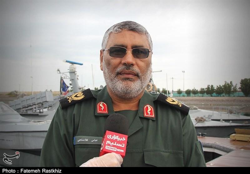 قائد ببحریة الحرس: رد ایران على أدنى مغامرة أمیرکیة سیکون ملجما