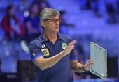 برزیل بدون سرمربی در لیگ ملتهای والیبال؟!