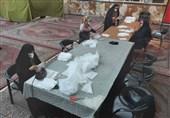 توزیع 100 هزار ماسک رایگان در مناطق کم برخوردار محمدشهر و ماهدشت البرز