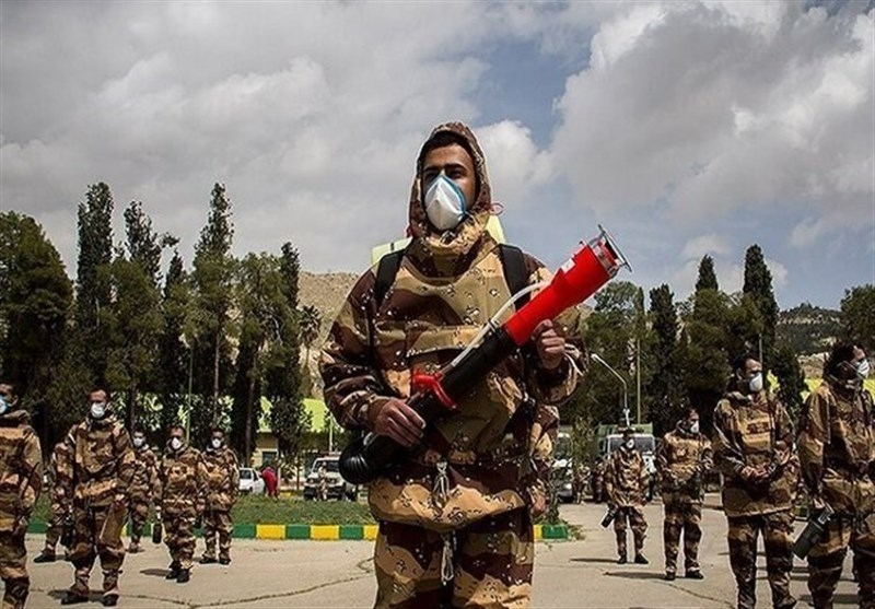Iran Celebrates National Army Day with Medical Service Parades