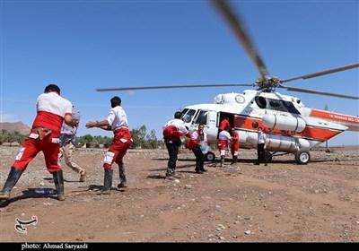 بیشاز ۳۰۰ نفر در سیل و طوفان اخیر سیستان و بلوچستان امدادرسانی شدند