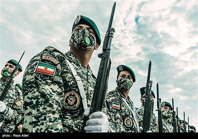 رزمایش خدمت ارتش در تبریز