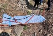 سقوط مرگبار کوهنورد در جاده سولقان + تصاویر