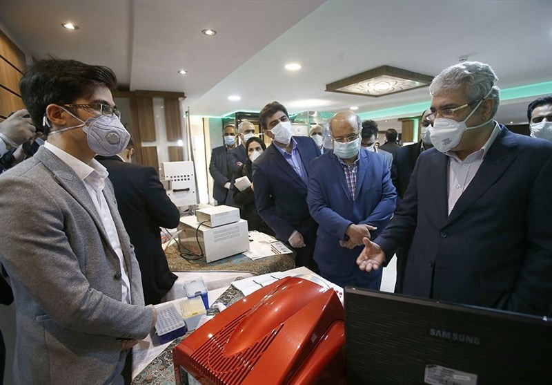 Iran Opens New Innovation Center, Unveils 6 Coronavirus-Related Products