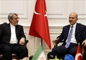 Ministers Discuss Normalization of Iran-Turkey Trade Ties