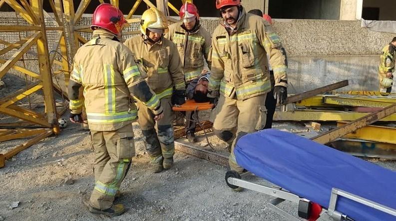 آتشنشانی , سازمان آتشنشانی تهران , اورژانس , حوادث ,