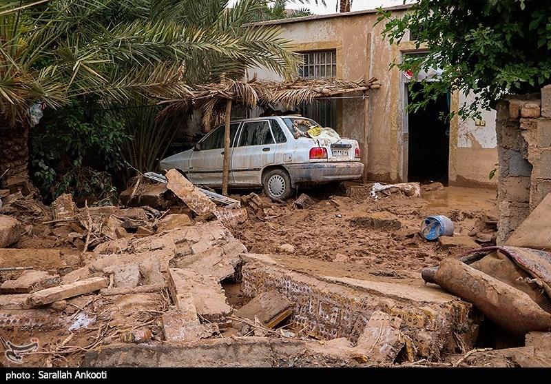 کرمان| وضعیت مناطق سیلزده اندوهجرد همچنان در مرحله اضطرار/ امدادرسانیها ادامه دارد