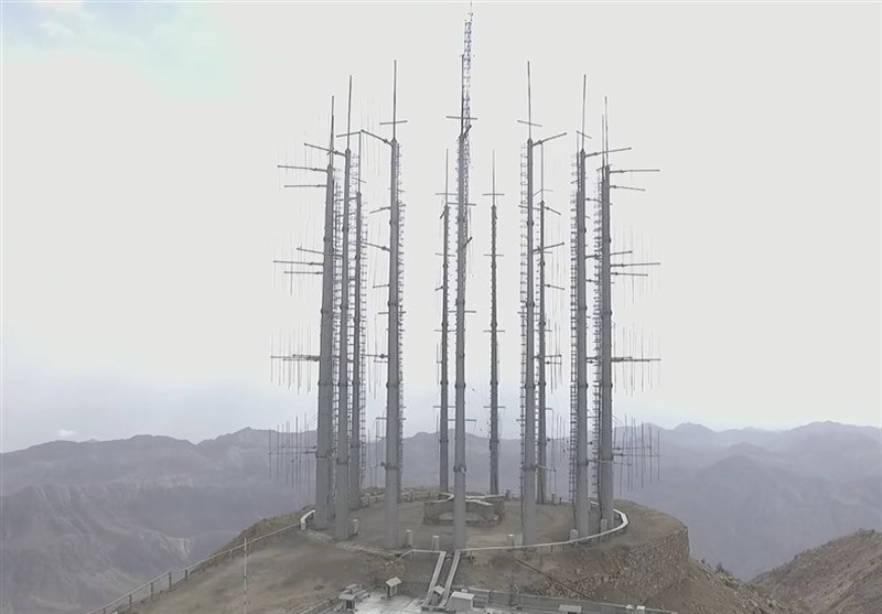 Iran Unveils New Radars