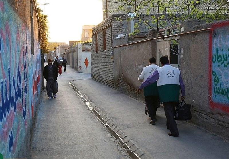 خادمیاران رضوی در مناطق محروم کرمانشاه خدمترسانی میکنند