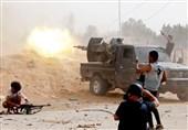 لیبی|ادامه پیشروی نیروهای الوفاق؛ حمله هوایی به مواضع شبه نظامیان «حفتر»