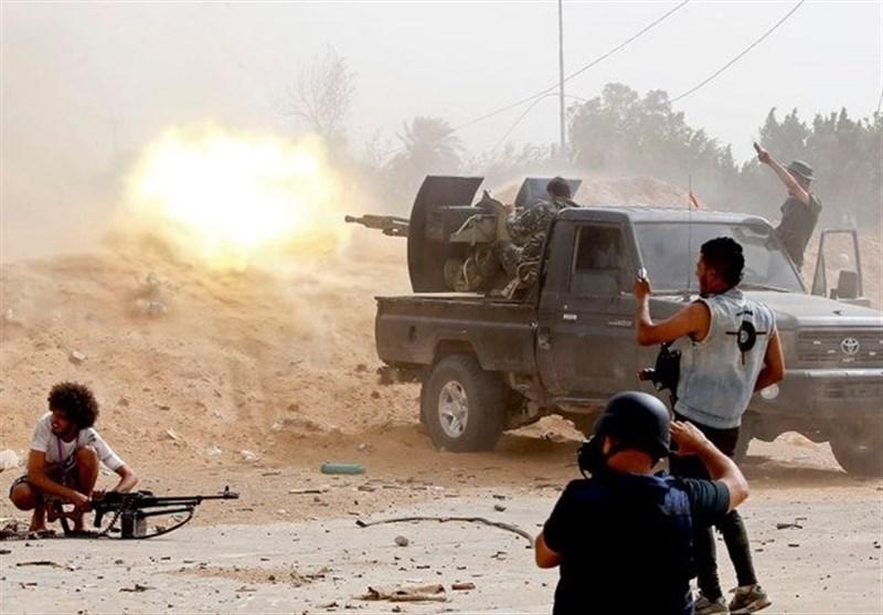 لیبی|کنترل دولت الوفاق بر 2 شهر در مرز با تونس