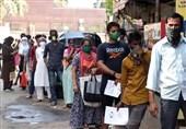 سیاهترین روز کرونایی هند با بیش از 76 هزار بیمار جدید