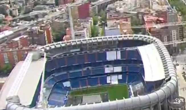 تیم فوتبال رئال مادرید , فوتبال اسپانیا , ویروس کرونا ,