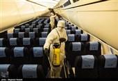 اجرای پروتکلهای بهداشتی جدید کرونا در فرودگاهها