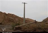 آخرین وضعیت منطقه سیل زده گلباف| تخریب 3.5 کیلومتر از خط انتقال برق گلباف؛ تردد به سختی در حال انجام است