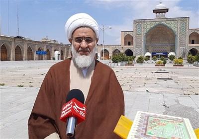امام جمعه قزوین: حریت، بصیرت، شجاعت و صداقت 4 رکن شخصیت خبرنگاری است