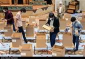 دانشجویان دانشگاه تهران و شریف 1000 بسته ارزاق میان نیازمندان توزیع میکنند