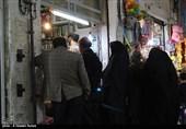 طرح فاصلهگذاری اجتماعی توسط شهروندان کاشانی رعایت نمیشود/نگرانی مسئولان درمان از شیوع موج دوم کرونا+تصاویر