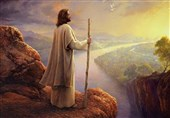 قصص قرآن  زمانی که شعیبِ نبی عصای شگفتانگیز را به موسی (ع) تحویل میدهد