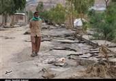 گزارش ویدئویی| روزهای سخت اهالی روستای سیلزده جهر/ حسرت مردم برای جرعهای آب سرد در گرمای شدید هوا