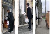همیاری قرارگاه جهادی امام رضا (ع) با مردم / تلاش جهادگران برای تسلای خاطر مردم مناطق محروم