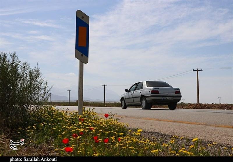 کاهش 2.1 درصدی تردد در جادههای کشور