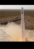 IRGC Launches Military Satellite into Orbit (+Video)