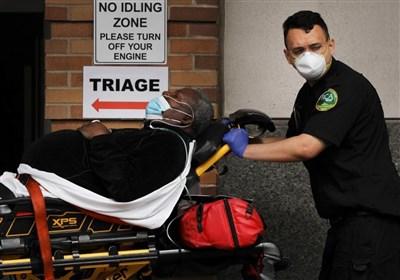 تلفات روزانه کرونا در آمریکا به بیش از ۲ هزار نفر رسید