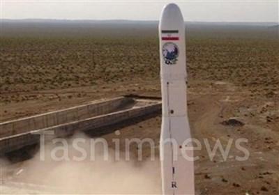 IRGC Successfully Puts Iran's First Military Satellite into Orbit