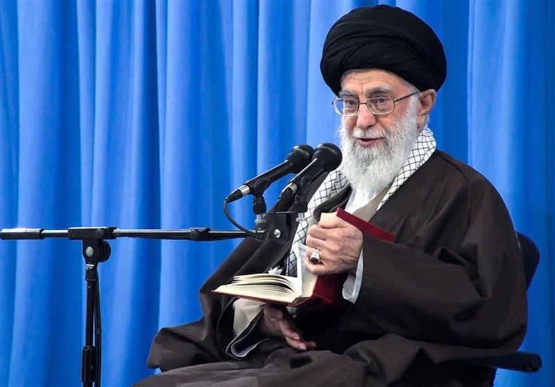 تفسیر آیات قرآن توسط رهبر انقلاب|پیام همیشگی شهیدان به ما