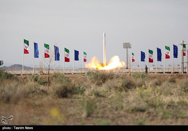 Iran Planning Satellite Launch into Geostationary Orbit