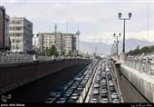 هیچگونه انسدادی در محورهای استان البرز وجود ندارد