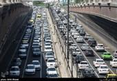 ترافیک در محور های شرق استان تهران عادی و روان است؛ اعمال محدودیت تردد