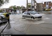 بارش نخستین باران پاییزی در همدان/ نهاوند رکورد دار بیشترین بارش باران در همدان شد