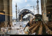 گزارش| مصلی زنجان در کما؛ بزرگترین پروژه مذهبی زنجان با گذشت 27 سال چشم به راه تامین اعتبار است