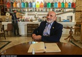 استاد حسین خیراندیش پیشکسوت طب ایرانی-اسلامی
