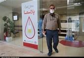 طرح اهدای پلاسما در مرکز انتقال خون اصفهان انجام میشود