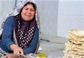 گزارش| وقتی کرونا اقتصاد یک روستا را فلج کرد / نانوایان دهزیاری به نان شب محتاج شدهاند