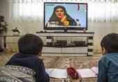 معلمی که تلویزیون خرید تا دانشآموزش از آموزش جانماند!