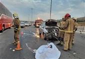 ترمز کاهش تلفات تصادفات کشیده شد/ شیب ثابت جانباختگان سوانح رانندگی در 3 سال اخیر