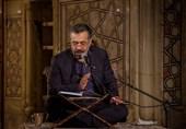 مداحی جدید محمود کریمی برای شهید سلیمانی در حرم امام رضا(ع)